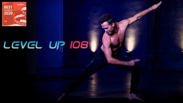 Best Yoga Video 2020 Level Up 108 with Travis Eliot