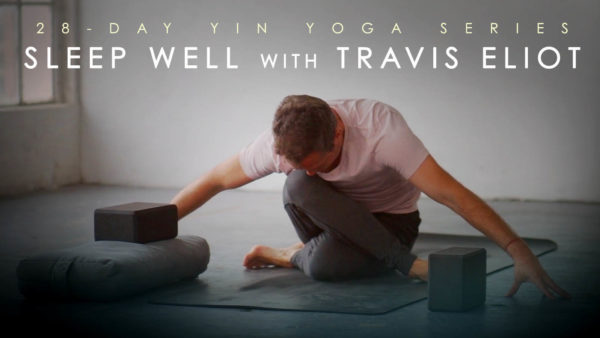 Yin Yoga Travis Eliot