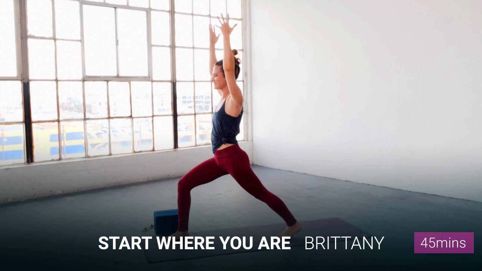 Power Yoga Beginner