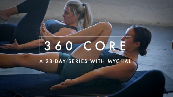 28 Day Core workout Power Yoga