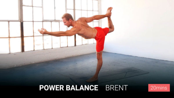 Power Yoga Balance