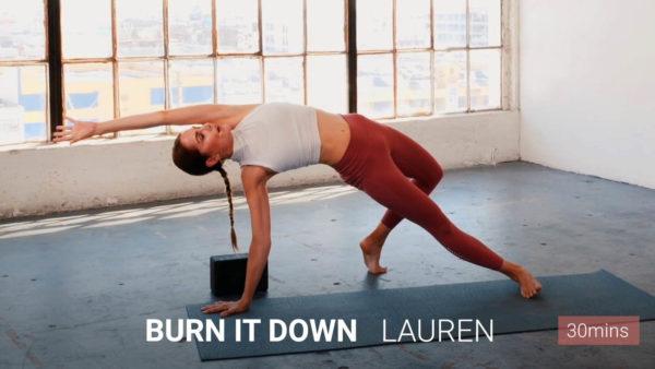 power yoga lauren inner dimension tv