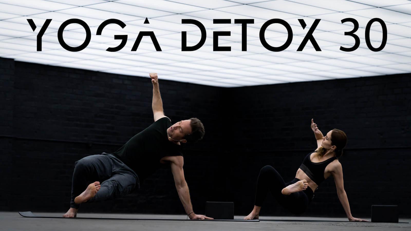 Detox Yoga Program
